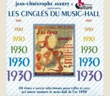 LES CINGLES DU MUSIC-HALL 1930