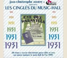 LES CINGLES DU MUSIC-HALL 1931