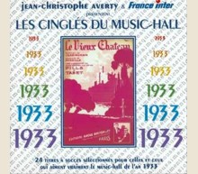 LES CINGLES DU MUSIC-HALL 1933