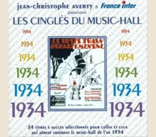 LES CINGLES DU MUSIC-HALL 1934