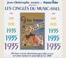 LES CINGLES DU MUSIC-HALL 1935
