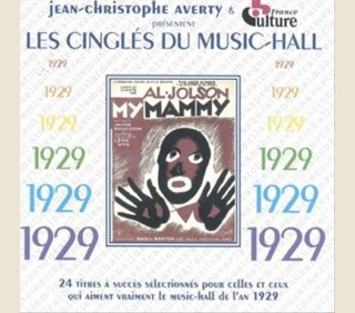 LES CINGLES DU MUSIC-HALL 1929