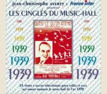 LES CINGLES DU MUSIC-HALL 1939