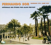 FERNANDO SOR 1778 - 1839