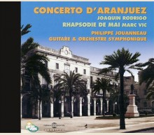 CONCERTO D' ARANJUEZ de Joaquim Rodrigo