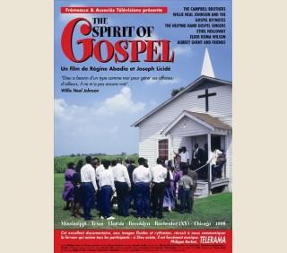THE SPIRIT OF GOSPEL - LE FILM DVD