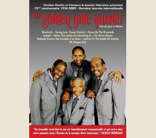 THE GOLDEN GATE QUARTET - DVD NTSC