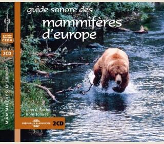 MAMMIFÈRES D'EUROPE