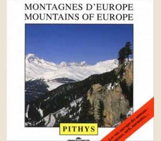 MOUNTAINS OF EUROPE