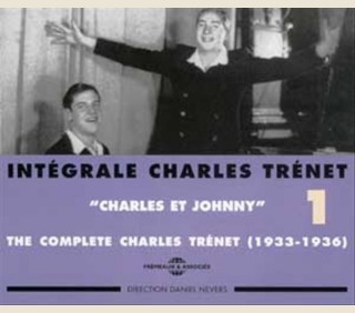 CHARLES TRENET - INTEGRALE VOL 1 - 1933-1936