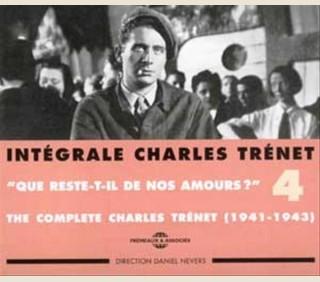 CHARLES TRENET - INTEGRALE VOL 4 - 1941-1943
