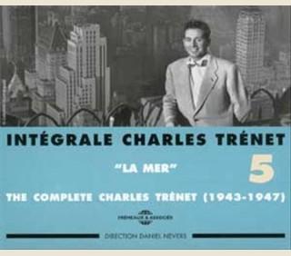 CHARLES TRENET - INTEGRALE VOL 5 - 1943-1947