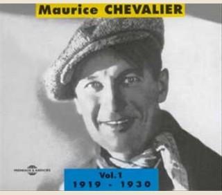 MAURICE CHEVALIER VOL 1 : 1919 - 1930