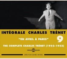CHARLES TRENET - INTEGRALE VOL 9 - 1952-1953