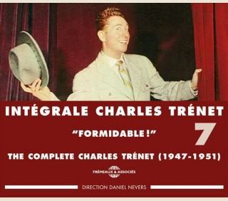 CHARLES TRENET - INTEGRALE VOL 7 - 1947-1951