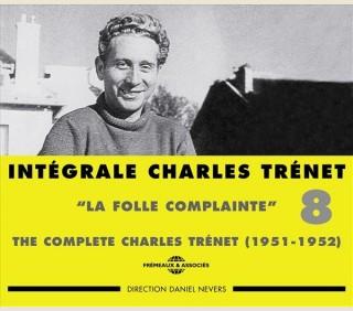 CHARLES TRENET - INTEGRALE VOL 8 - 1951-1952