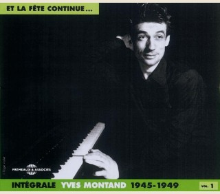 YVES MONTAND - INTEGRALE Vol.1