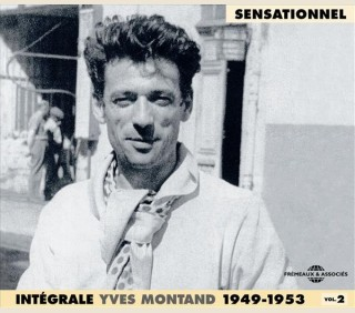 YVES MONTAND - INTEGRALE Vol.2