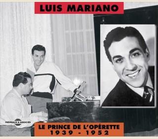 LUIS MARIANO LE PRINCE DE L'OPERETTE