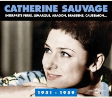 CATHERINE SAUVAGE - ANTHOLOGIE 1951-1959