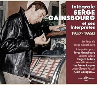 SERGE GAINSBOURG ET SES INTERPRÈTES