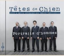 TÊTES DE CHIEN