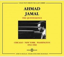 AHMAD JAMAL - THE QUINTESSENCE