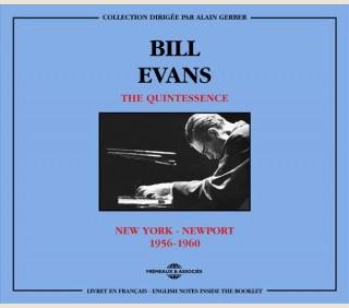 BILL EVANS - THE QUINTESSENCE
