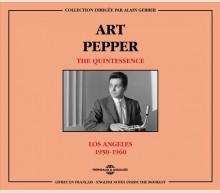 ART PEPPER - THE QUINTESSENCE