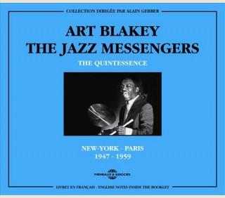 ART BLAKEY & THE JAZZ MESSENGERS - THE QUINTESSENCE