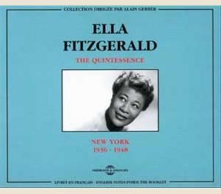 ELLA FITZGERALD - THE QUINTESSENCE VOL 1