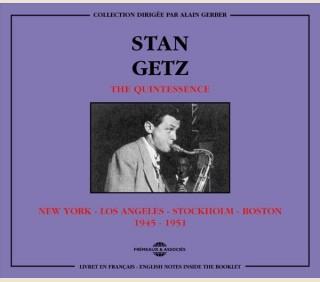 STAN GETZ - THE QUINTESSENCE VOL 1