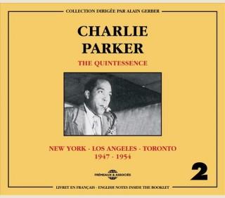 CHARLIE PARKER - QUINTESSENCE Vol 2