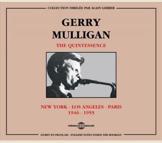 GERRY MULLIGAN - QUINTESSENCE