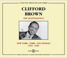 CLIFFORD BROWN - QUINTESSENCE