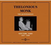 THELONIOUS MONK - THE QUINTESSENCE