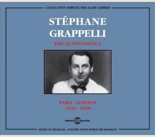 STEPHANE GRAPPELLI - THE QUINTESSENCE