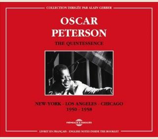 OSCAR PETERSON - THE QUINTESSENCE