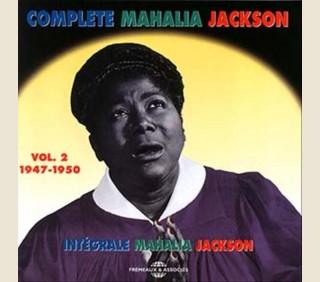INTEGRALE MAHALIA JACKSON VOL 2