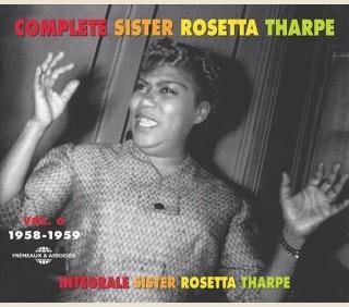 COMPLETE SISTER ROSETTA THARPE Vol 6