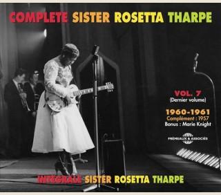 COMPLETE SISTER ROSETTA THARPE Vol 7