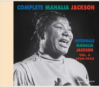 INTEGRALE MAHALIA JACKSON VOL 5