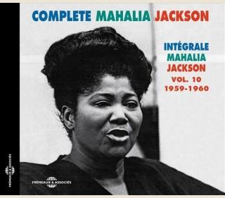 INTEGRALE MAHALIA JACKSON VOL 10