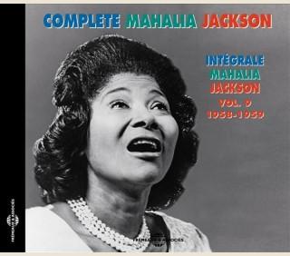 INTEGRALE MAHALIA JACKSON VOL 9