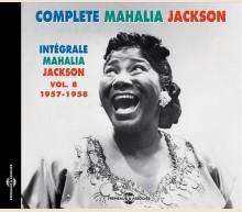COMPLETE MAHALIA JACKSON VOL 8
