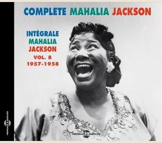 INTEGRALE MAHALIA JACKSON VOL 8
