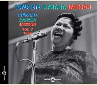 INTEGRALE MAHALIA JACKSON VOL 7