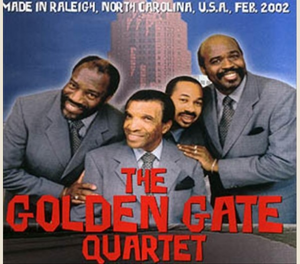 The Golden Gate Quartet Golden Gate Quartet Enregistrements Originaux