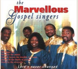 THE MARVELLOUS GOSPEL SINGERS