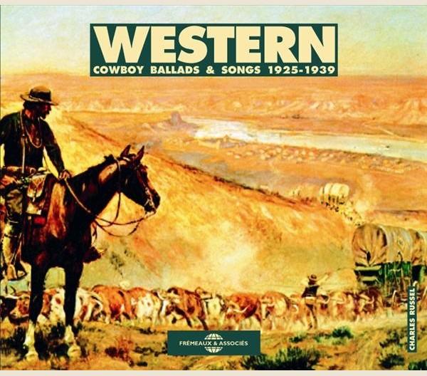 COUNTRY - WESTERN COWBOY BALLADS & SONGS - FA034 ...